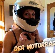 Der Motorradhelm