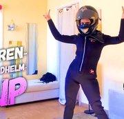 #InnerCircle-Exklusivvideo: Motorradhelm-Neoprenanzug