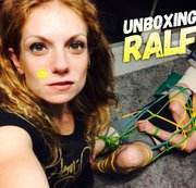 #Unboxing Ralf