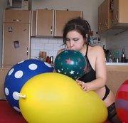 Luftballon-Overload