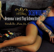 Demona´s next Top Schwuchtel! Werde Bi Nutte Nummer 1| by Lady_Demona