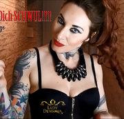 Ich mach Dich schwul! Deine Arschfotze gehört MIR! | by Lady_Demona