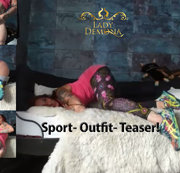 Sport Outfit Teaser! |Lady_Demona
