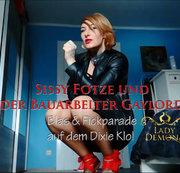 Sissy Fotze und der Bauarbeiter Gaylord   | by Lady_Demona