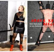 Avada Kedavra, Bitch!Mein Rohrstock ist eine Zauberstab!