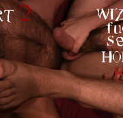 Wizard Fucks Sexy Hobbit Raw PART 2