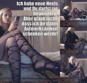 Igno mit neuen Heels