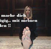 Willenlos durch meine Füße ! - Zensierte Version