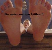 Unter meinen Füßen