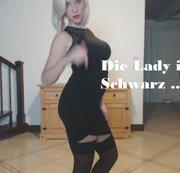 Inhale - Die Lady im schwarzen Kleid