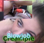 Blowjob - Creampie, Bin ich jetzt Schwanger?