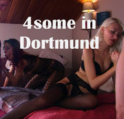 Part 1 Horny foursome with couple from Dortmund