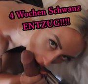 XXL Schwanz fickt mich nach 4 Wochen Sexentzug!!!!