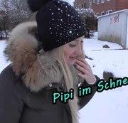 PIPI im Schnee