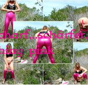 Scharf...schärfer...shiny pink :)