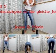 Teil 5. Jeans + Heels