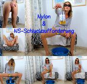 Nylon & NS-Schluckaufforderung