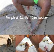 NS 8 ML: Mo pisst Lyns Füße sauber