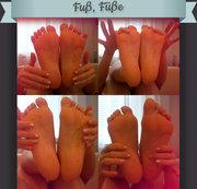 Fuß, Füße....