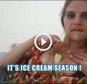 Es ist Eissaison!