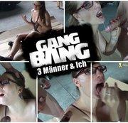 GangBang 3 Männer & Ich