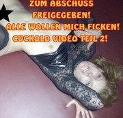 Fremdbesamung Extrem! Mein Cuckold Video Teil 2!