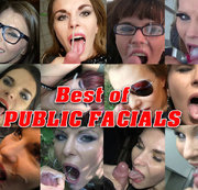 Best of PUBLIC FACIALS