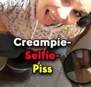Creampie - Selfie - Piss