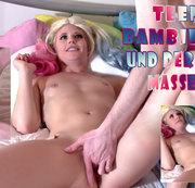 Teeny BambiBee18 und der geile Masseur!