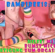 BambiBee18: Makler bumst mich bei Besichtigung zum Orgasmus!