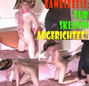 BambiBee18: Zur Sklavin abgerichtet!