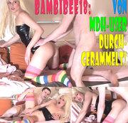 BambiBee18: Von MDH-User durchgerammelt!