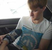 SERTIEL: My friend gave me footjob in the car Download