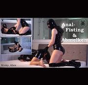Anal-Fisting & Abmelken
