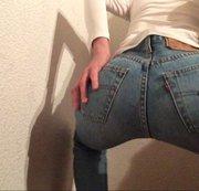 Geil in den originalen Jeans! (Wunschvideo)