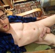 Nerdy  Ginger Beard Solo