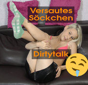 Versautes Söckchen Dirtytalk