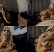 Userwunsch! Smoking Blowjob!
