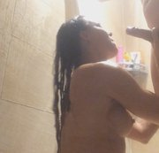Mein erstes Sex Video/ Geil in der Dusche gefickt!