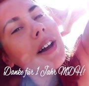 Jubiläumsvideo – ich lasse mich Outdoor vom Strandbademeister benutzen, bis ich schreie!