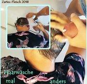 Kundenwunsch - Haarwäsche mal anders