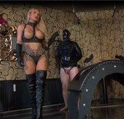 Erziehung des hartnäckigen Sklaven