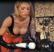 Wrapped, Vacuum, Tease and Denial Teil 1