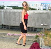 Pipi über den Dächern von Berlin