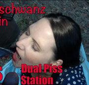 Jungschwanz Kevin - DPS -Dual Piss Station