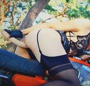Biker video (big toys ;))