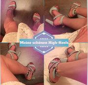 Meine schönen High-Heels