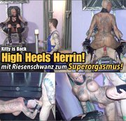 High Heels Herrin - Der Superorgasmus !