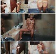 unsere Badezimmer