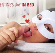 Vanlentine's Day in Bed